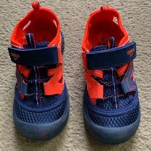 Little boys sandals size 10